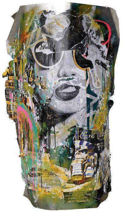 Joachim Romain_Orkestra_ 2017_Galerie Art&Craft