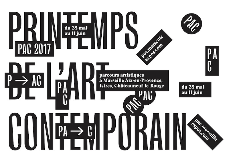 [PARTENARIAT] Printemps de l Art Contemporain - PAC Marseille