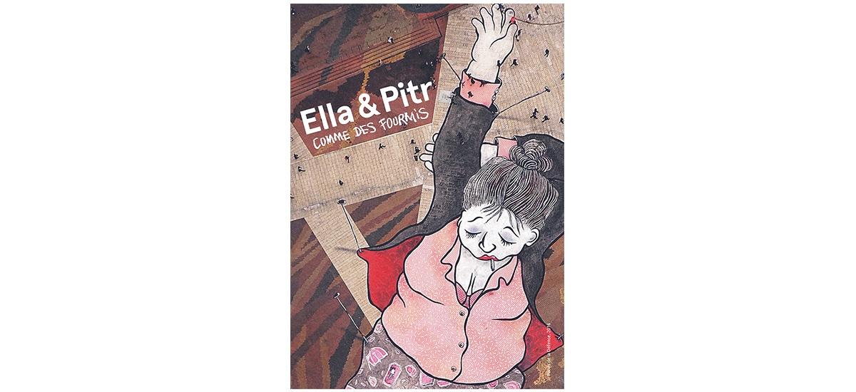 [EXPO] 20.01▷17.02 – ELLA ET PITR – COMME DES FOUMIS – GALERIE LE FEUVRE – PARIS