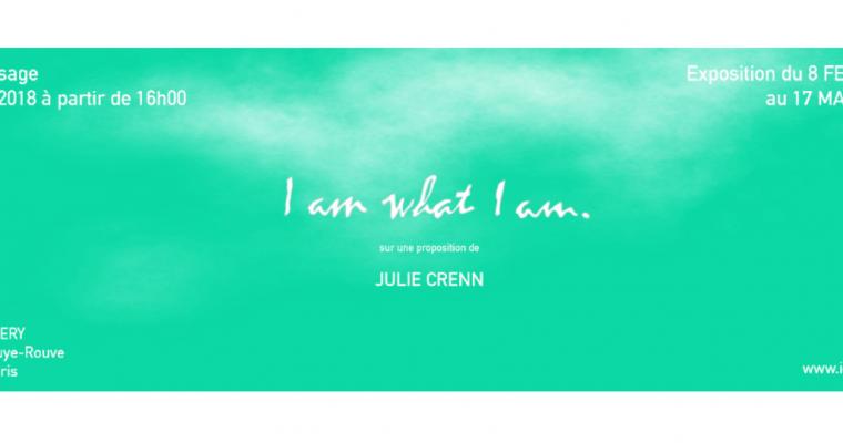 08/02▷17/03 – I AM WHAT I AM – ICI.GALLERY PARIS