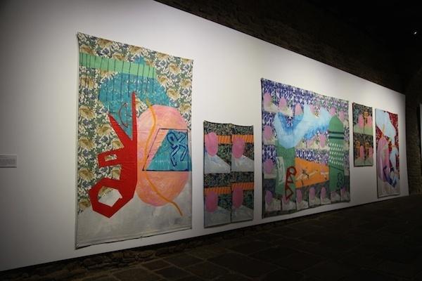2_exposition_Soleils électriques_Musée des Beaux-Arts de Vannes