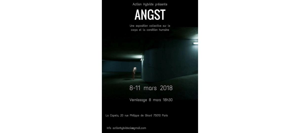 08▷11/03 – ANGST – LA CAPELA PARIS