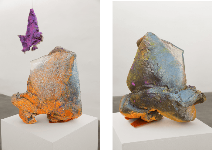 Exposition_La couleur tombée du ciel_Martin Mc nulty_Galerie Patricia Dorfmann