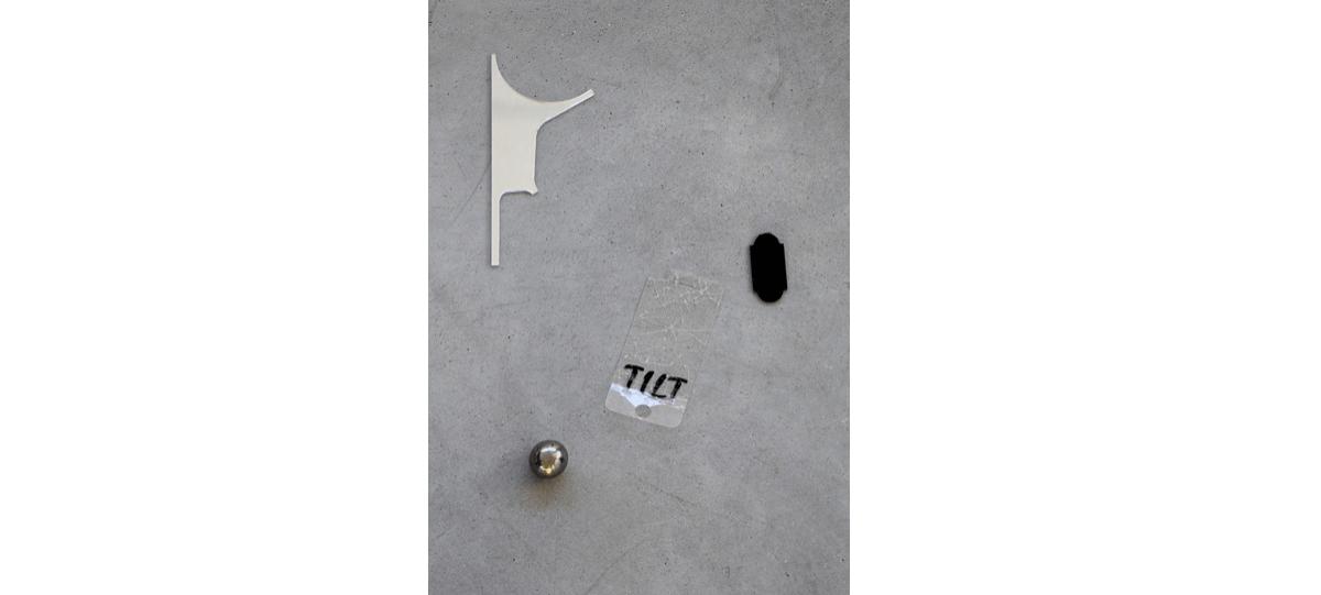 24/02▷17/03 – RÉMI GROUSSIN – TILT– GALERIE UN-SPACED PARIS