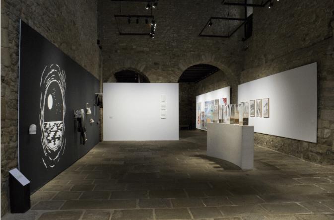 Salle 1_exposition_Soleils électriques_Musée des Beaux-Arts de Vannes