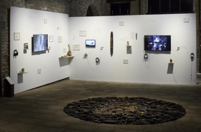 Salle 3_exposition_Soleils électriques_Musée des Beaux-Arts de Vannes