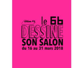 16▷31/03 – LE 6B DESSINE SON SALON #2 – LE 6B SAINT-DENIS