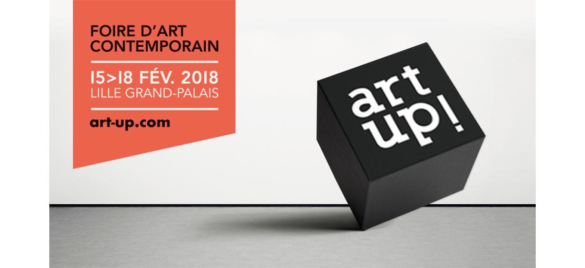 """Résultat de recherche d'images pour """"art up lille 2018"""""""