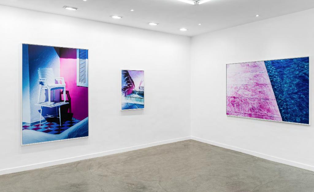 exposition_Micky Clément_Ancora vita_Galerie Derouillon