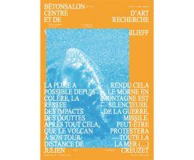 24.01▷14.04 – JULIEN CREUZET : LA PLUIE A RENDU CELA POSSIBLE – BÉTONSALON PARIS