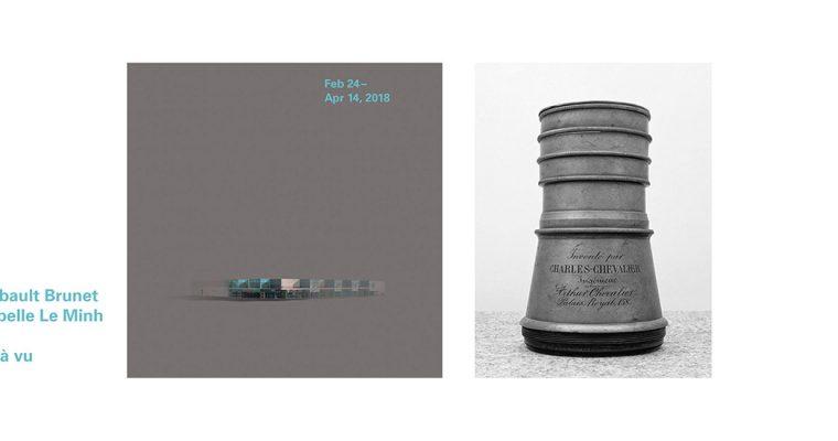23/02▷14/04 – THIBAULT BRUNET | ISABELLE LE MINH »DÉJÀ VU« KEHRER GALERIE BERLIN