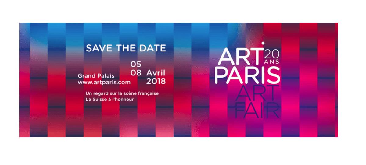 05▷08/04 – ART PARIS ART FAIR 2018 – Grand Palais Paris