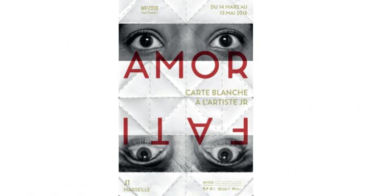 14/03▷13/05 – JR – carte blanche AMOR FATI – MARSEILLE