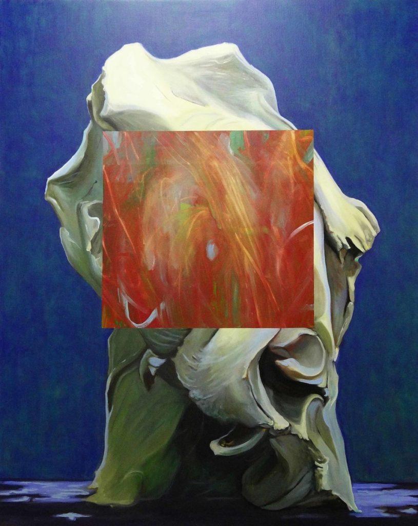 Coraline de Chiara,_Progress Gallery_art Paris art fair