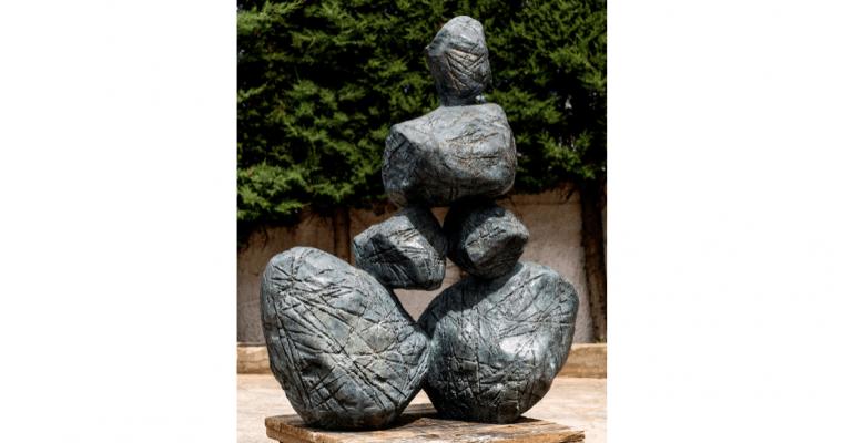 17/03▷21/04 – MA DESHENG –  ENTRE CIEL ET TERRE – A2Z ART GALLERY PARIS