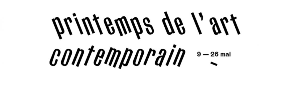 09▷26/05 – PRINTEMPS DE L'ART CONTEMPORAIN– RÉGION DE MARSEILLE