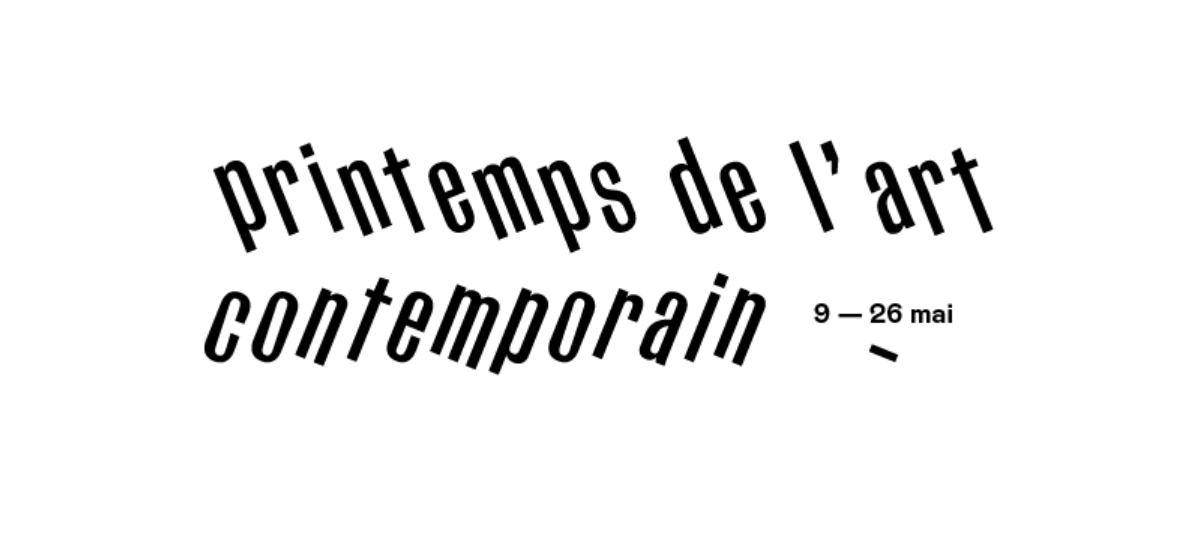 09▷26/05 – PRINTEMPS DE L'ART CONTEMPORAIN – RÉGION DE MARSEILLE