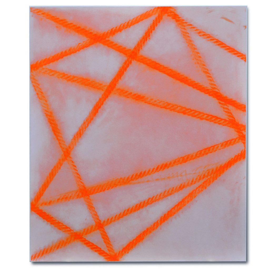 Serena Amrein_Galerie La Ligne_art Paris Art Fair