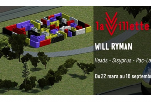 22/03▷06/09 – WILL RYMAN – FESTIVAL 100 % LA VILLETTE PARIS