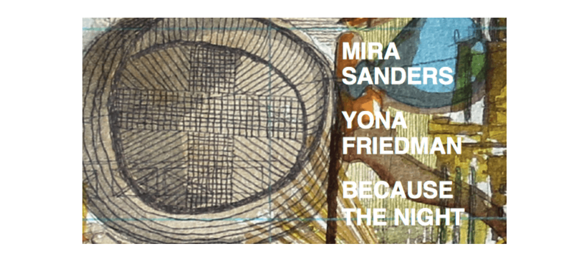 10/03▷17/07 – YONA FRIEDMAN / BECAUSE THE NIGHT / MIRA SANDERS -MUSÉE DÉPARTEMENTAL D'ART CONTEMPORAIN DE ROCHECHOUART