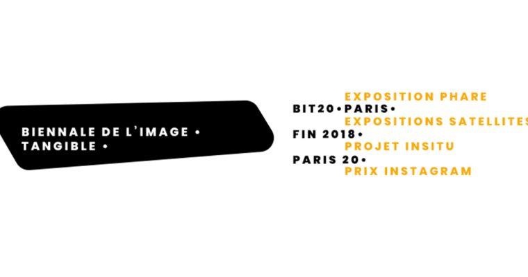 ▷05/06 – Appel à Projet Biennale de l'Image Tangible – BIT20 PARIS