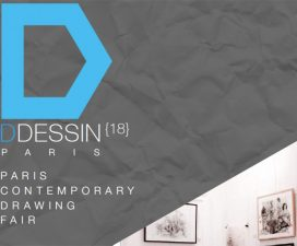 ▷23-25/03 – DDESSIN{18} Cabinet de dessins contemporains – Atelier Richelieu Paris