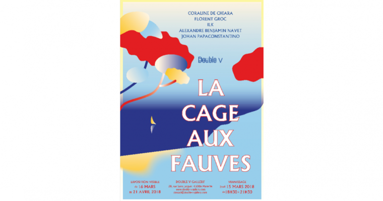 16/03▷21/04 – LA CAGES AUX FAUVES – DOUBLE V GALLERY MARSEILLE