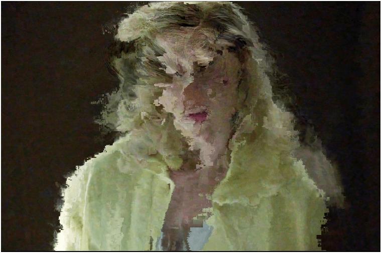 Éric Rondepierre_Violette_exposition_ F.I.J._Galerie Isabelle Gounod Paris