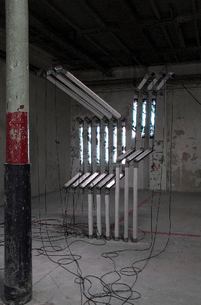 Anne-Charlotte YVER_exposition_B l ob!_Galerie Bertrand Grimont_Paris