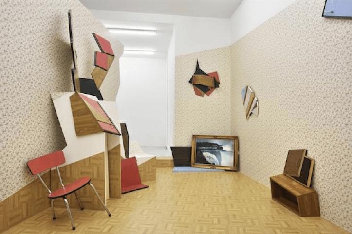 Cécile Chaput _Espace commun_Under Construction Gallery_©rebecca Fanuele