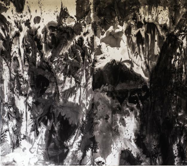 Exposition_Darking Papers_A-Sun Wu_baudoin lebon_Paris