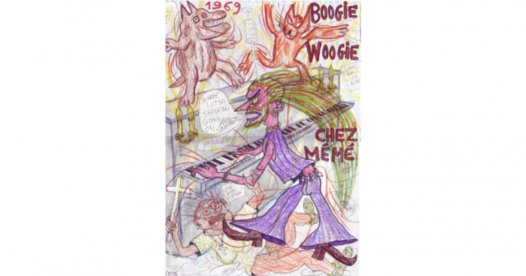 21/04▷20/06 – BRUIT BLANC – TOPOGRAPHIE DE L'ART PARIS