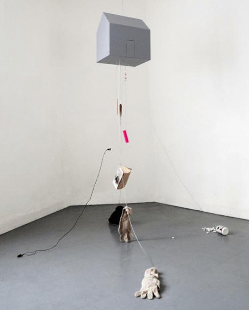 Jeanne Susplugas _Espace commun_Under Construction Gallery