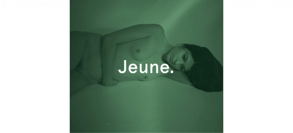 Jeune. - CACN - Centre d'Art Contemporain de Nîmes