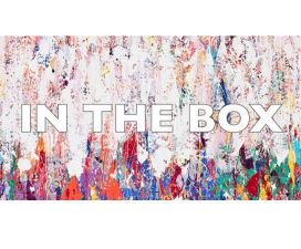 14/04▷16/06 – JONONE – IN THE BOX – GALERIE RABOUAN MOUSSION PARIS