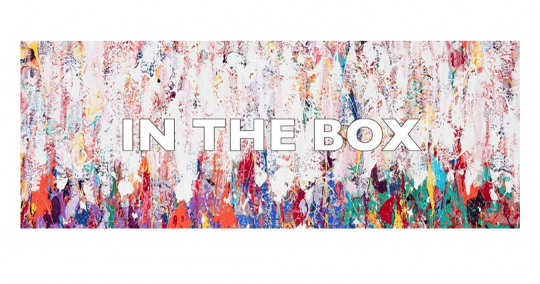 14/04▷27/05 – JONONE – IN THE BOX – GALERIE RABOUAN MOUSSION PARIS