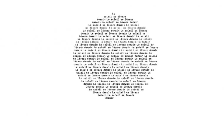 03/05▷06/05 – LE SOLEIL SE LÈVERA DEMAIN – WONDER/LIEBERT BAGNOLET