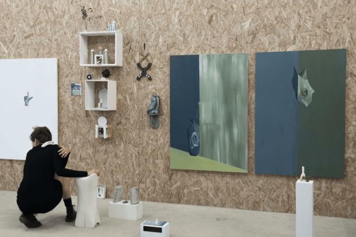 Mathilde Denize _Espace commun_Under Construction Gallery