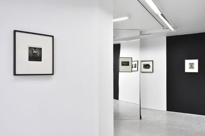 Pierre Molinier_exposition_Vertigo_Galerie Christophe Gaillard