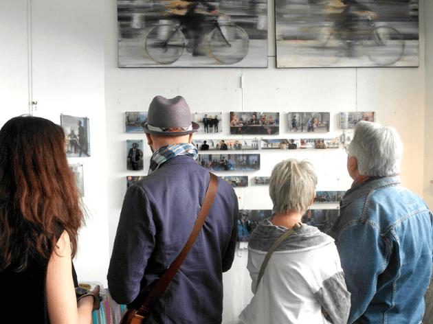 Portes Ouvertes des AAB 2018_Anne Boille_photo Loïs Pommier
