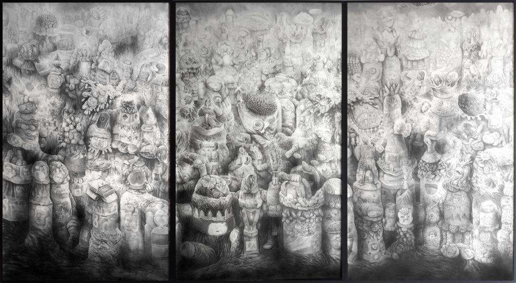 Quentin Spohn_exposition_Figurations Parisiennes_Galerie T&L Paris