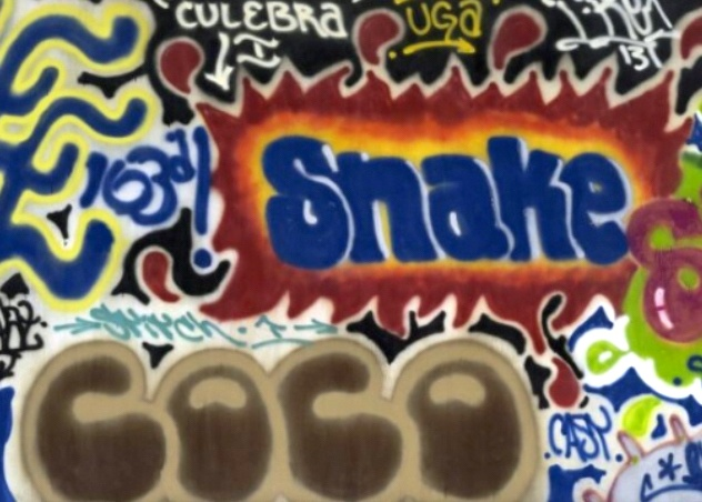 SNAKE1_COCO144_The Founding Fathers Of Graffiti_Speerstra Gallery_Paris