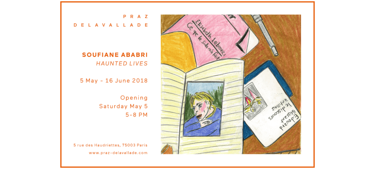 05/05▷16/06 – SOUFIANE ABABRI – HAUNTED LIVES – GALERIE PRAZ-DELAVALLADE PARIS