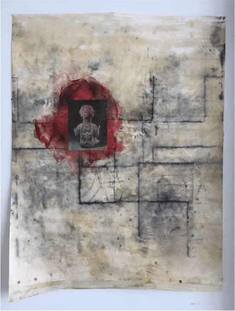 Sergio Verastegui_exposition_(S)CRYPTE_Galerie Thomas BernardParis