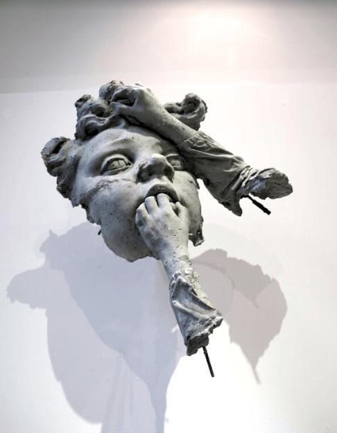 Ugo Schiavi - Rudus, Ruderis - Double V Gallery-Marseille