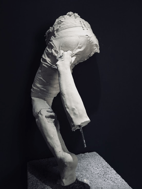 Ugo Schiavi_Rudus, Ruderis_Double V Gallery_Marseille