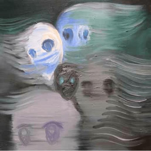 exposition_Makiko Furuichi - Kaki Kukeko - Frac des Pays de la Loire