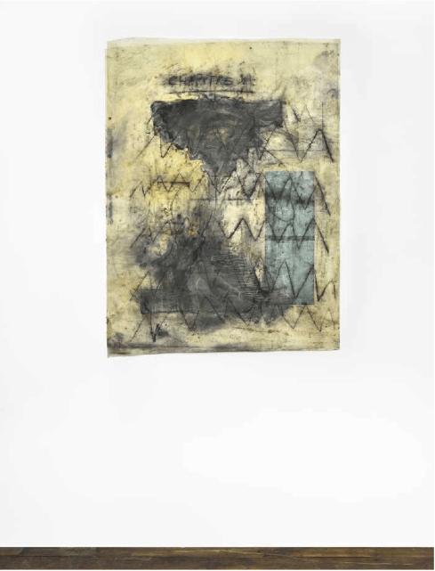 exposition_Sergio Verastegui_(S)CRYPTE_Galerie Thomas BernardParis