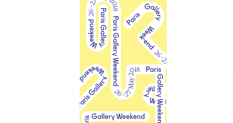 26 & 27/05 – PARIS GALLERY WEEKEND