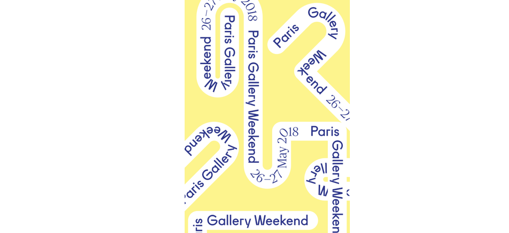 26 & 27/05 – PARIS GALLERY WEEKEND